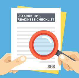 Free Download: ISO 45001:2018 Readiness Checklist | SGS Hong Kong